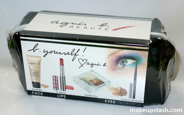Agns B. Beaut B. Yourself! Makeup Set Travel Exclusive