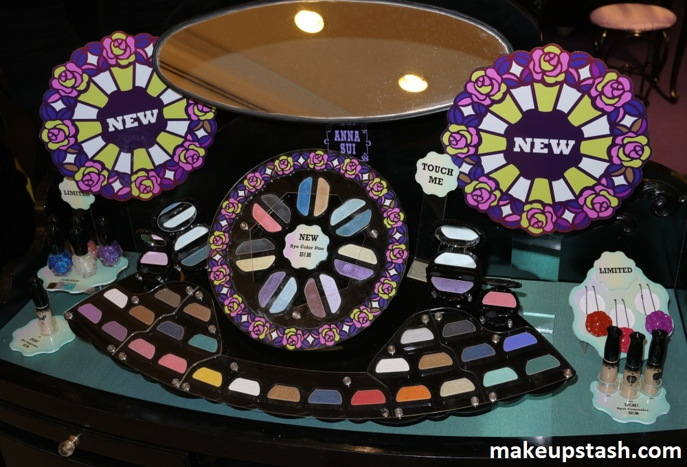 Anna Sui Autumn Cosmetics Collection 2010