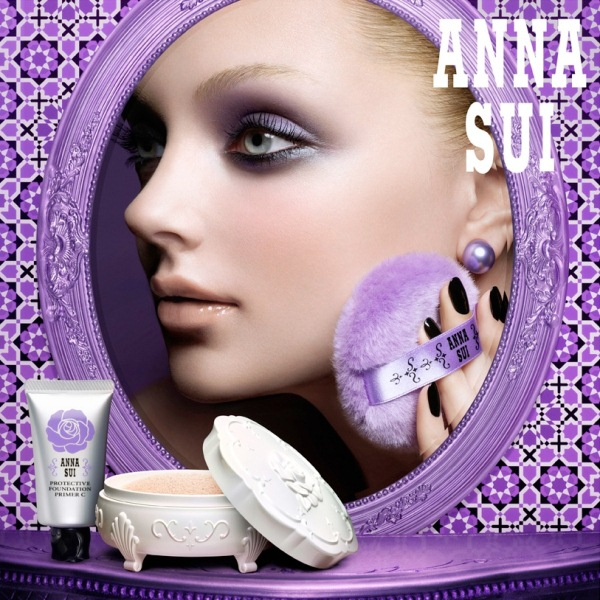 Anna Sui Spring 2011 Makeup Collection Part II: Base Makeup