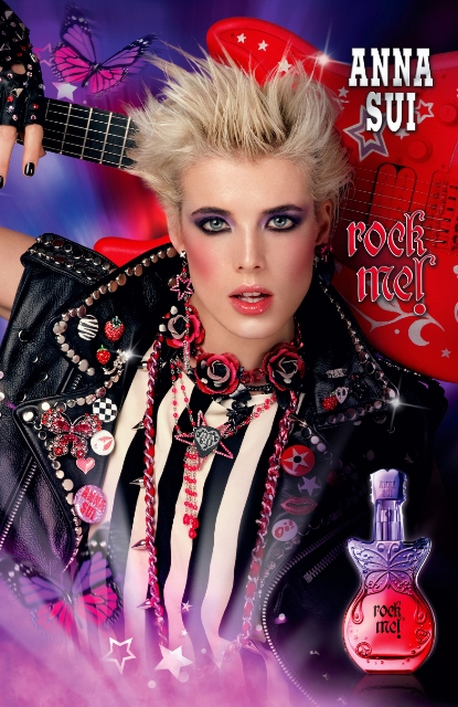 Anna Sui Rock Me! Fragrance
