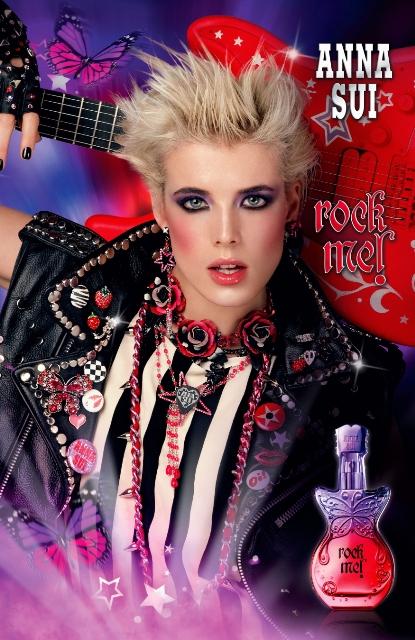 Anna Sui Rock Me! Fragrance