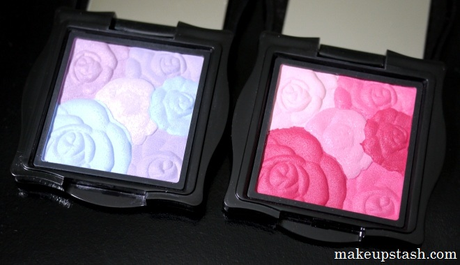 Review | Anna Sui Rose Cheek Colors in 100 Mystic Rose and 300 Romantic Rose