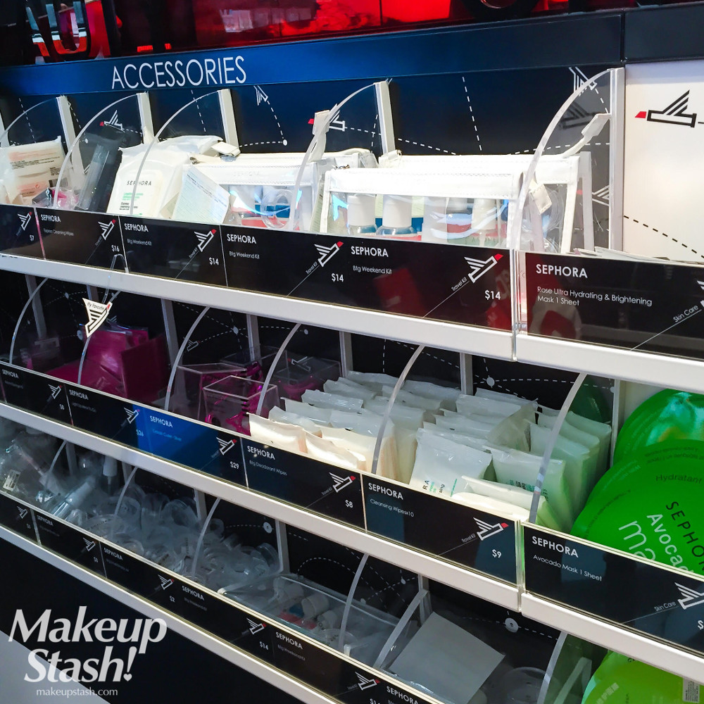 Beauty On The Fly Accessories at Sephora Singapore ION