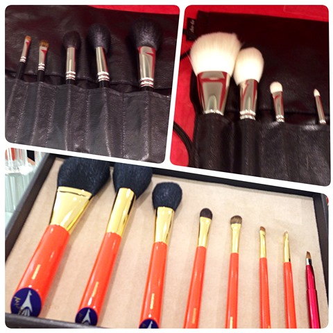 Brush Sets at Hakuhodo Brush Up Fair