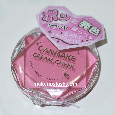 Canmake Cream Cheek in 09 Pinky Rose