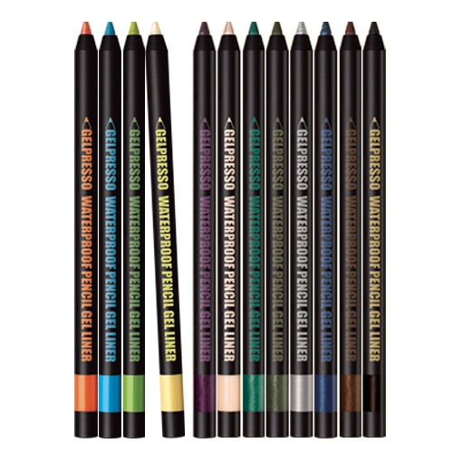 Clio Gelpresso Waterproof Pencil Gel Liners