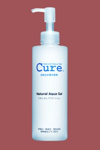 Cure Natural Aqua Gel Bottle