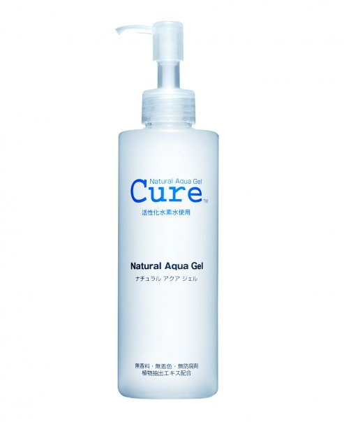 Review | Cure Natural Aqua Gel
