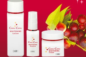 DHC Camu-Camu Whitening Series in Singapore