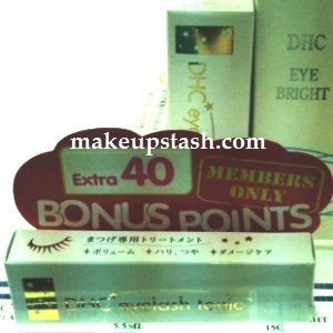 DHC Offers at Watsons this March