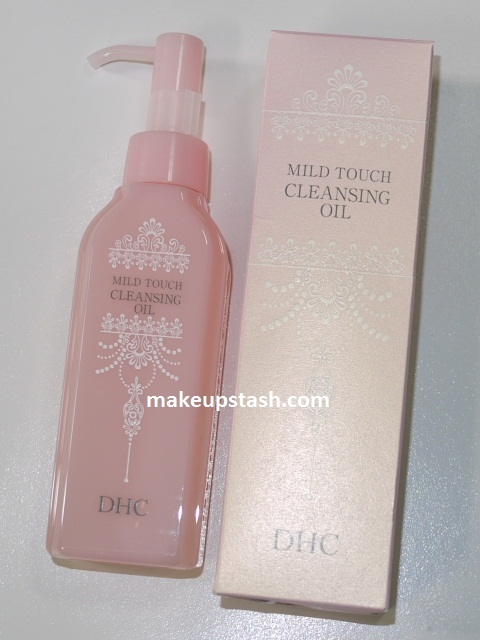 Review | DHC Mild Touch Cleansing Oil
