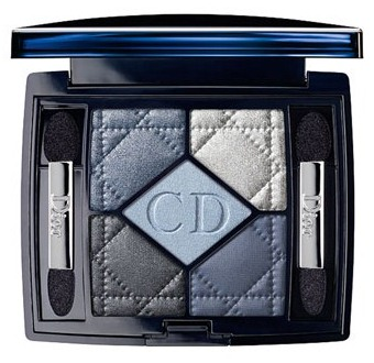 Review | Dior New Look 5 Couleurs Couture Colour Eyeshadow Palette in 254 Bleu de Paris