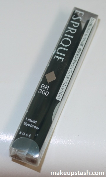 Review | Kosé Esprique Liquid Brow in BR300