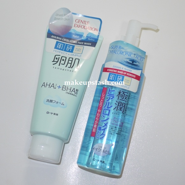 A Small Hada Labo Haul