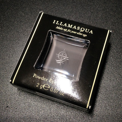 Illamasqua Powder Eye Shadow in Incubus