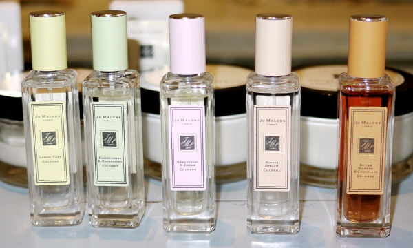 Jo Malone Sugar and Spice Collection