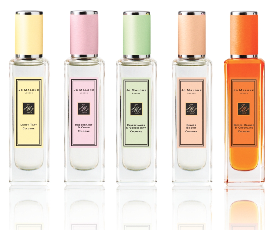 Jo Malone Sugar and Spice Group Visual