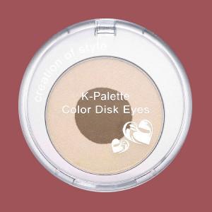 K-Palette Color Disk Eyes in Core Black