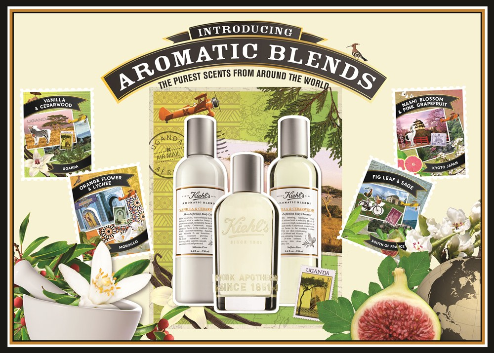 Kiehl's Aromatic Blends