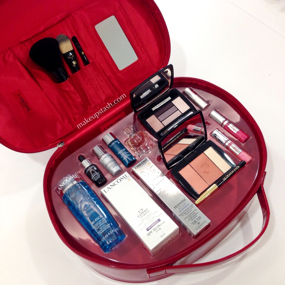 Lancome Happy Holidays Beauty Set