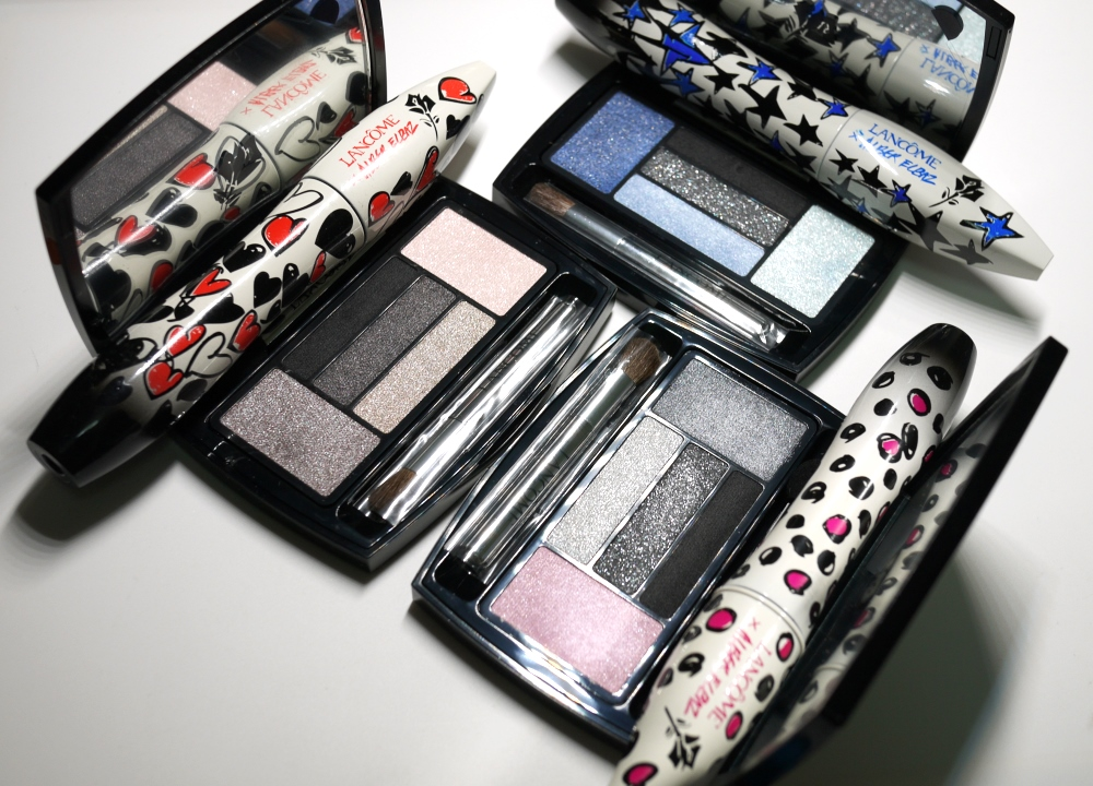Lancome x Alber Elbaz Hypnose Show Mascaras and Open Eyeshadow Palettes