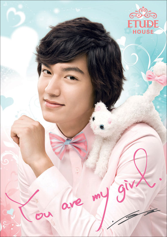 Lee MIn Ho You're My Girl