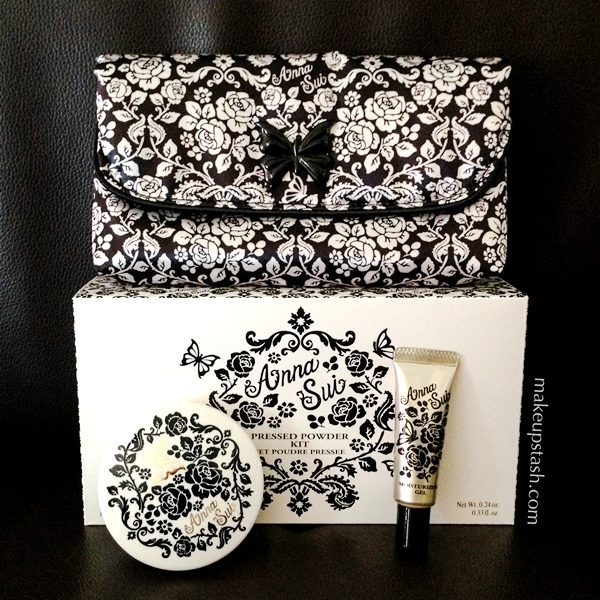 Anna Sui Pressed Powder Kits for Autumn 2013