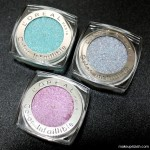 Loreal Miss Candy 031 Innocent Turquoise 032 Sassy Marshmallow and 036 Naughty Strawberry