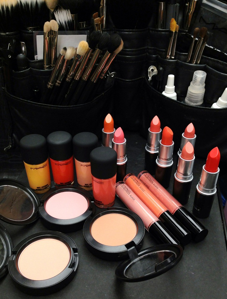 MAC All About Orange at Tangs Orchard