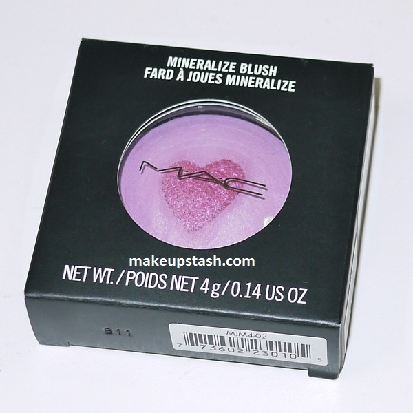 MAC Mineralize Blush in Sakura