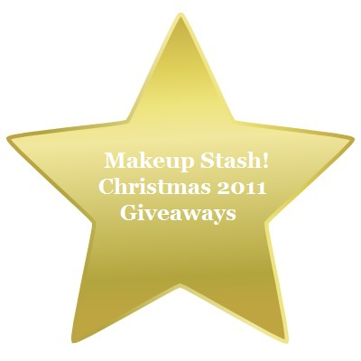 Makeup Stash! Christmas 2011 Giveaway Winners