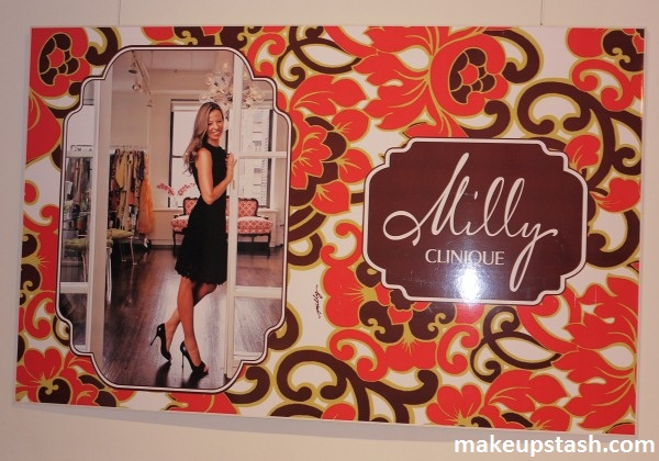 Milly for Clinique Pretty in Prints Collection