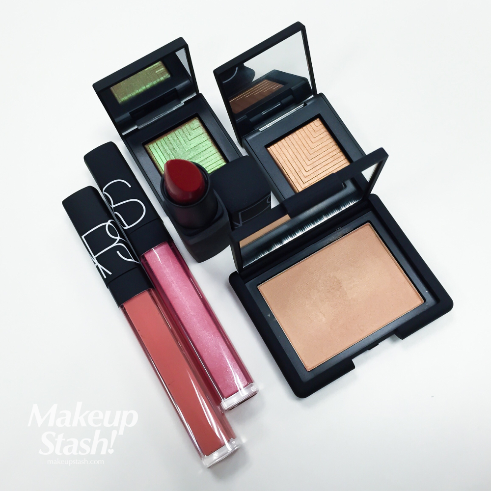 to wear - Fall nars makeup collection video