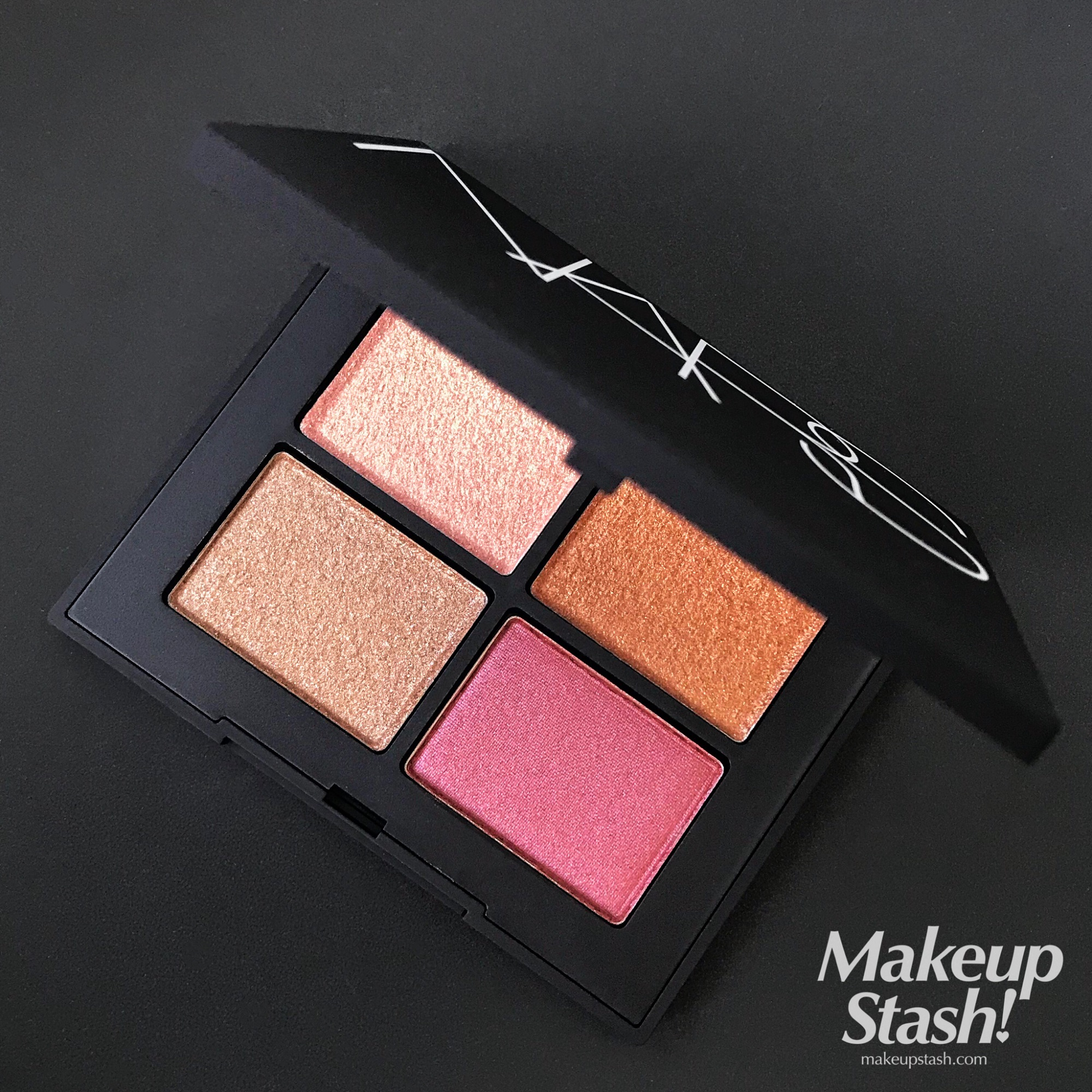 Review | NARS Quad Eyeshadow in Singapore