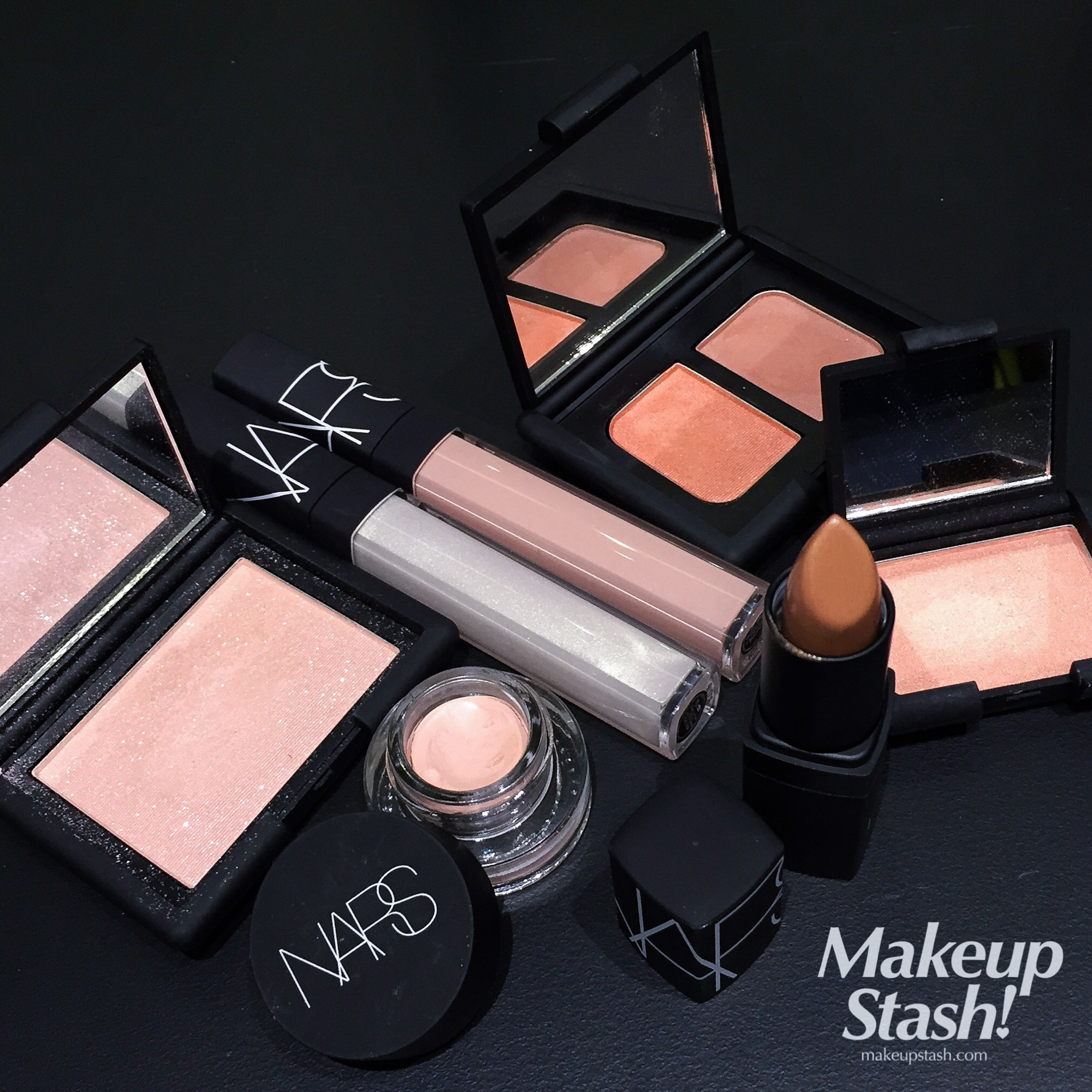 NARS Spring 2015 Color Collection (Photos & Swatches)