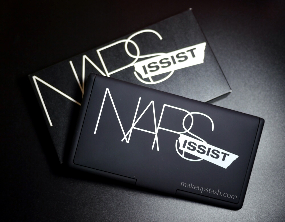 Nars NARSissist Eye Palette and Box