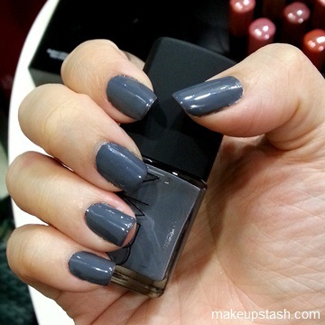 Nars Nail Polish in Storm Bird