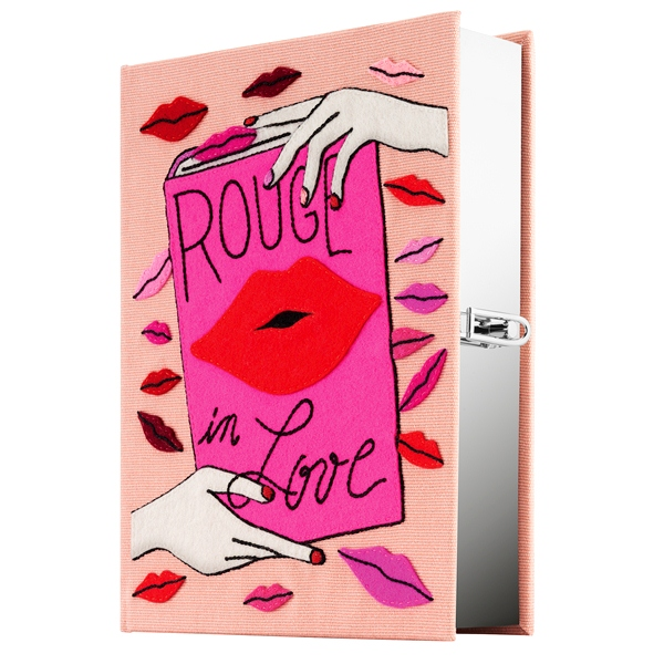Lancme Rouge In Love &amp; Vernis In Love Minaudire by Olympia Le-Tan