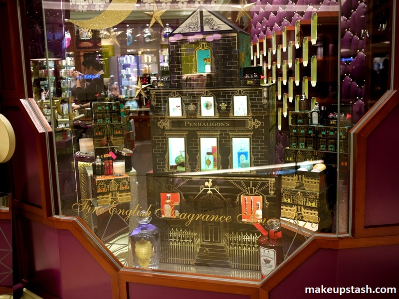 Penhaligon's Christmas 2011 Gentlemen's Fragrance Collection