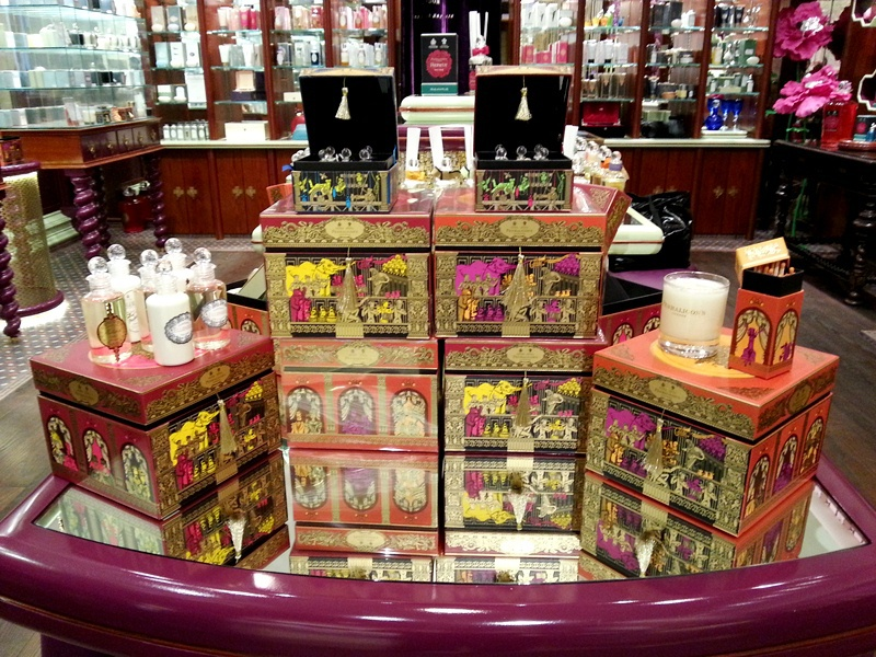 Penhaligon&#8217;s 2012 Christmas Gift Collection