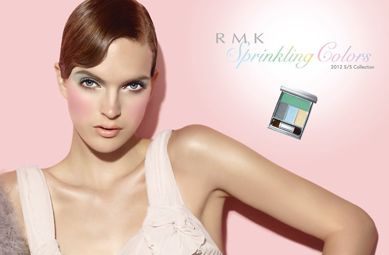 RMK Sprinkling Colors 2012 Spring/Summer Collection