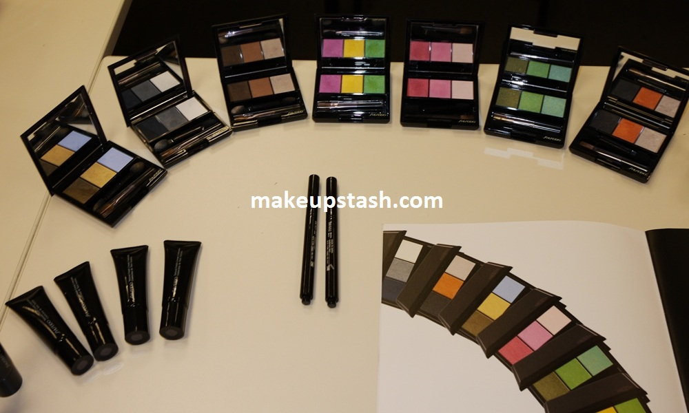 Shiseido Autumn 2010 Preview – Shiseido Luminizing Satin Eye Color Trios