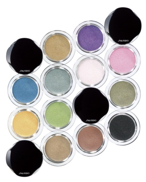 Shiseido Shimmering Cream Eye Colors