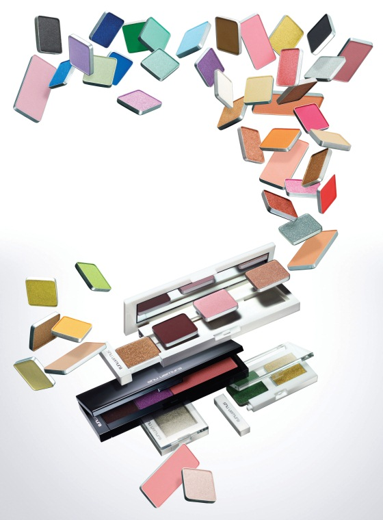 Shu Uemura Color Atelier: One Palette, Infinite Looks