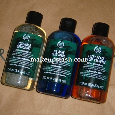 A Haul from The Body Shop Originals