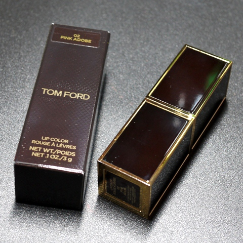 Tom Ford Beauty Lip Color in 02 Pink Adobe