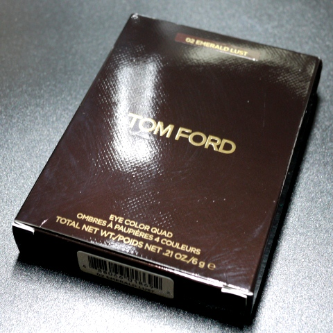 Tom Ford Emerald Lust Box
