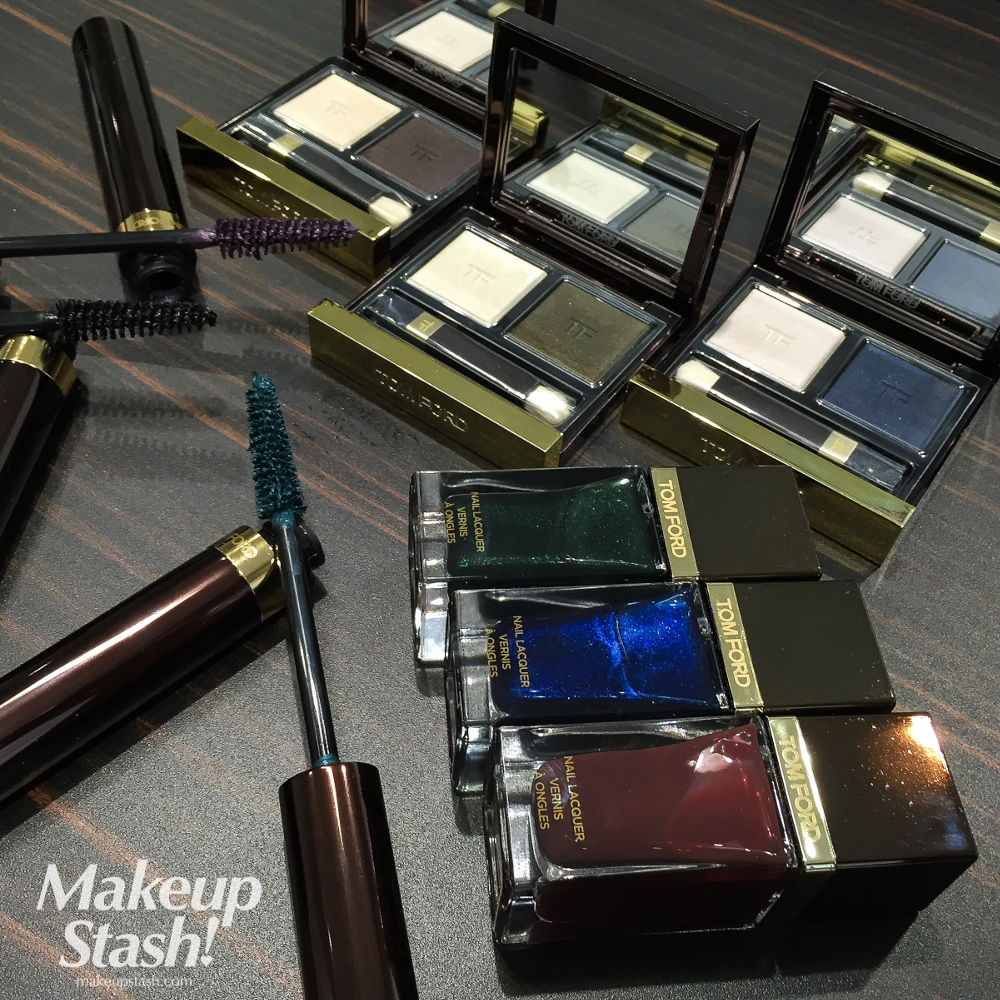 Tom Ford Beauty Spring 2015 Color Collection (Photos & Swatches)