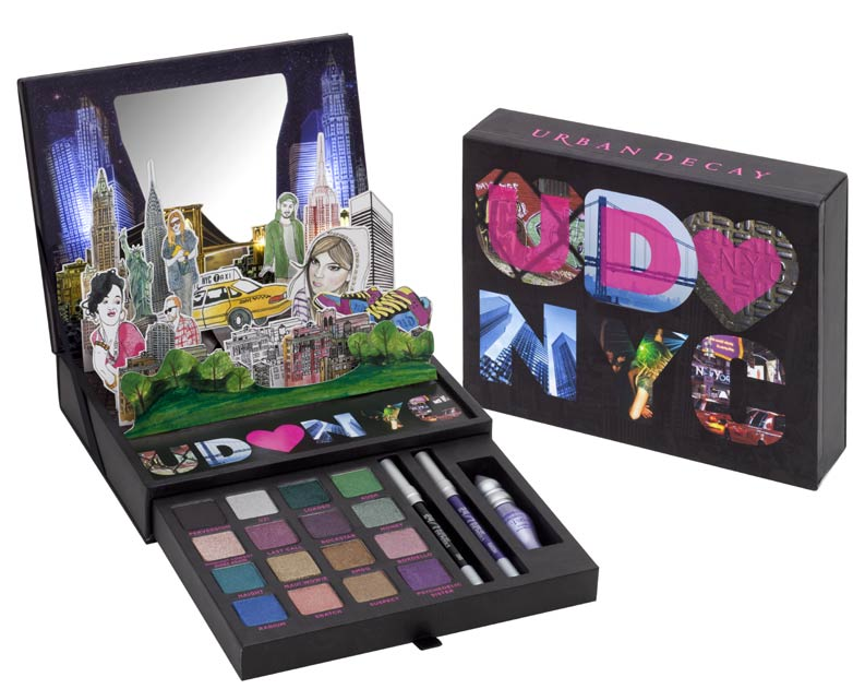 Urban Decay Book of Shadows Vol. III UD ♥ NYC Palette in Singapore