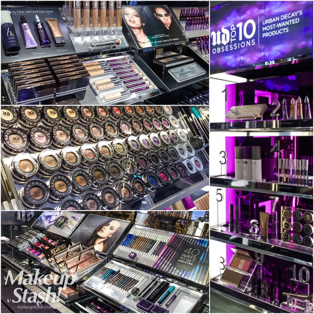 Urban Decay Boutique at VivoCity Singapore
